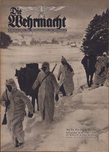 'Die Wehrmacht 28 Februari 1940' Magazine