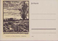 Flak Postcard Georg Sluyterman