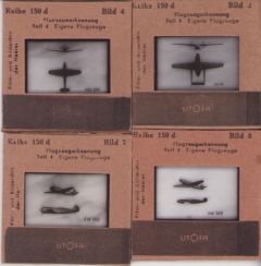 31x Wehrmacht Flugzeugerkennung Slides