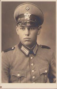 Schutzpolizei Portrait (München)