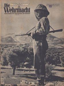 'Die Wehrmacht 30.Juni 1943' Magazine