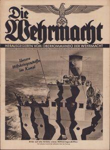 'Die Wehrmacht 25.September.1940' Magazine