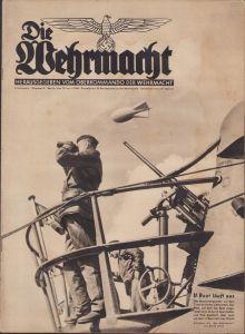 'Die Wehrmacht 10 April 1940' Magazine