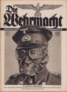 'Die Wehrmacht 1.März 1940' Magazine