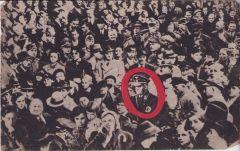 Flugblätter 'Wer ist dieser Mann?'