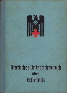 DRK First Aid Handbook 1939