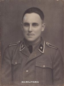 Large Waffen-SS Portrait 1944