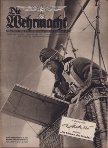 'Die Wehrmacht 26 April 1939' Magazine