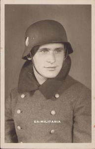 Named Heer Soldier's Portrait