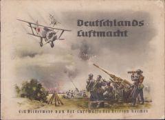 'Deutschlands Luftmacht' Bilderwerk 1939