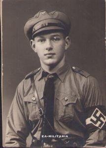Hitler Jugend Portrait