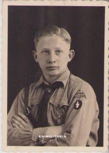DJ 'Nord Nordmark' Portrait 1938