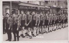 Hitler Jugend 'Lined up' Photograph 1942