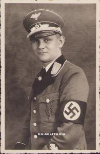Superb Reichsluftschutzbund Führer Photograph