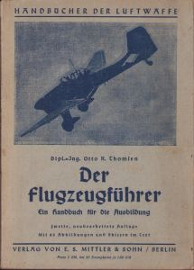 'Der Flugzeugführer' Booklet 1940