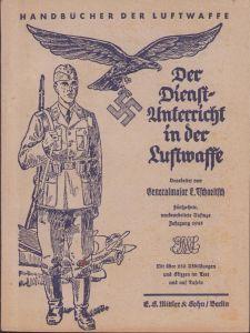 Mint! Luftwaffe Reibert Instruction Book 1943