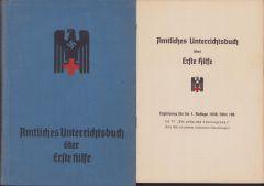 DRK First Aid Handbook (1938)