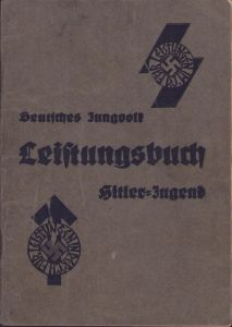 DJ/HJ Leistungsbuch