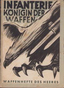 'Infanterie Königin der Waffen' Booklet