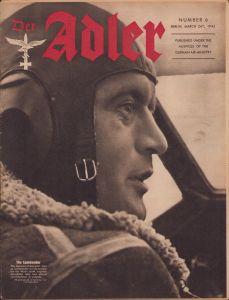 English 'Der Adler 24 March' Magazine