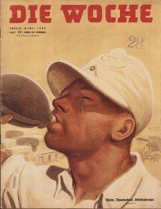 'Die Woche 8 Juli.1942' Magazine