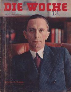 'Die Woche 26 März.1941' Magazine