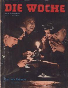 'Die Woche 18.Dezember 1940' Magazine