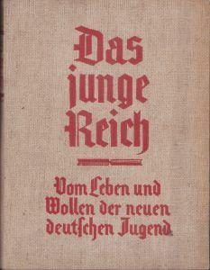 Hitlerjugend 'Das Junge Reich' Book