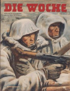 'Die Woche 13 Januari 1943' Magazine