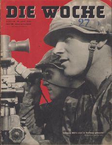 'Die Woche 30 Juni 1943' Magazine