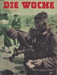 'Die Woche 17 Sept. 1941' Magazine