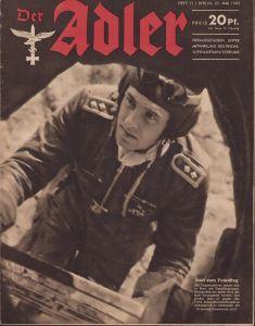 'Der Adler 25.Mai 1943' Magazine