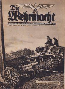 'Die Wehrmacht 7.Mai.1941' Magazine