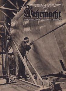 'Die Wehrmacht 31 Januari 1940' Magazine