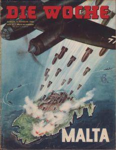 'Die Woche 4 Feb.1942' Magazine