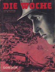 'Die Woche 2 Okt.1940' Magazine