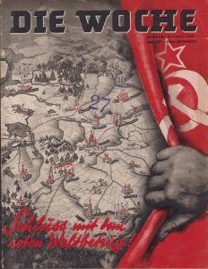 'Die Woche 2 Juli 1941' Magazine