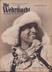 'Die Wehrmacht 13.Januari 1943' Magazine