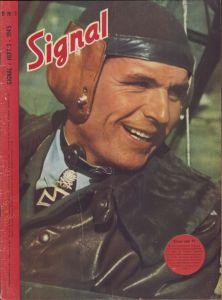 Rare 'Signal Heft 3 1945' Magazine