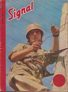Danish Issued 'Signal Nr.1 1945' Magazine
