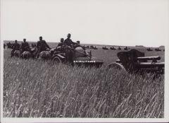'Artillerie zur Marne' Press Photograph (1940)