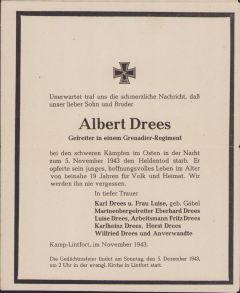Gren.Rgt.Death Notice 1943 (U-Boot related)
