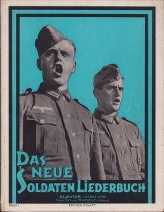 Large! 'Das Neue Soldaten Liederbuch' Booklet