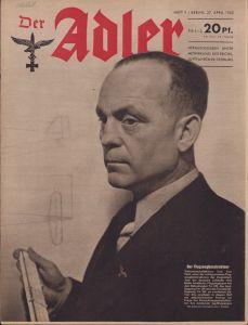 'Der Adler 27.April 1943' Magazine