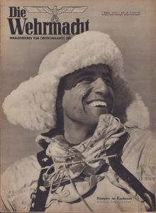 'Die Wehrmacht 13.Januar.1943' Magazine