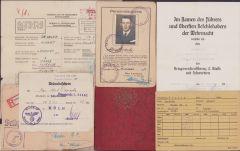 Schw.Flakabt.445 Documents Grouping