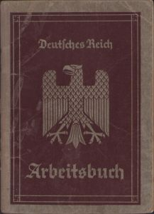 1st Pattern Arbeitsbuch (loads of entries)