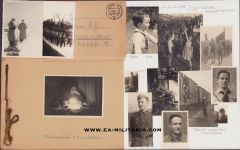 Grossdeutschland Soldier Remembrance Grouping