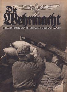 'Die Wehrmacht 8.Mai 1940' Magazine
