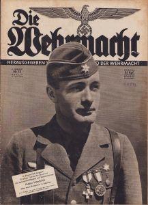 'Die Wehrmacht 7.Juni 1939' Magazine